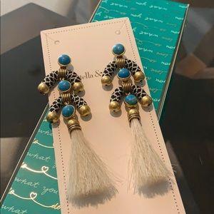Stella & Dot Rosalind Chandelier Earrings
